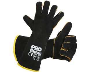 Maxiheat Heat Proof Leather Gloves