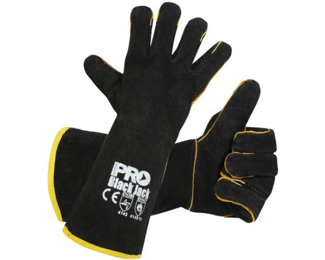 Maxiheat Heat Proof Leather Gloves, , hi-res image number null