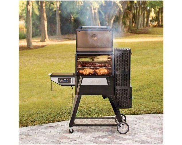 Masterbuilt Gravity Series 560 Digital Charcoal Grill + Smoker, , hi-res image number null