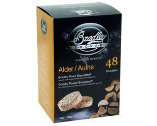Bradley Smoker Bisquettes - Alder