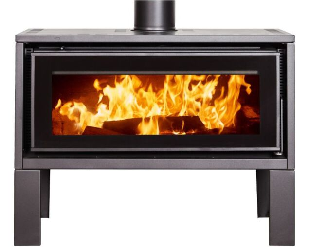 Maxiheat Geo Freestanding Wood Heater, , hi-res image number null