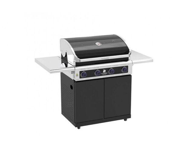 Premium Beefmaster 4 Burner BBQ, , hi-res image number null