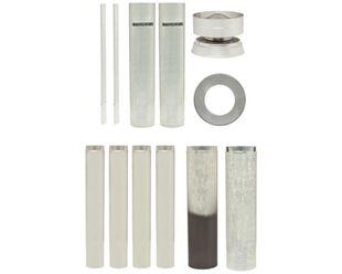 Maxiheat Standard Flue Kit - Stainless Steel