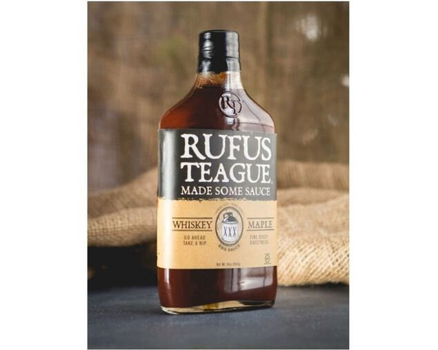 Rufus Teague Whisky Maple BBQSauce, , hi-res image number null