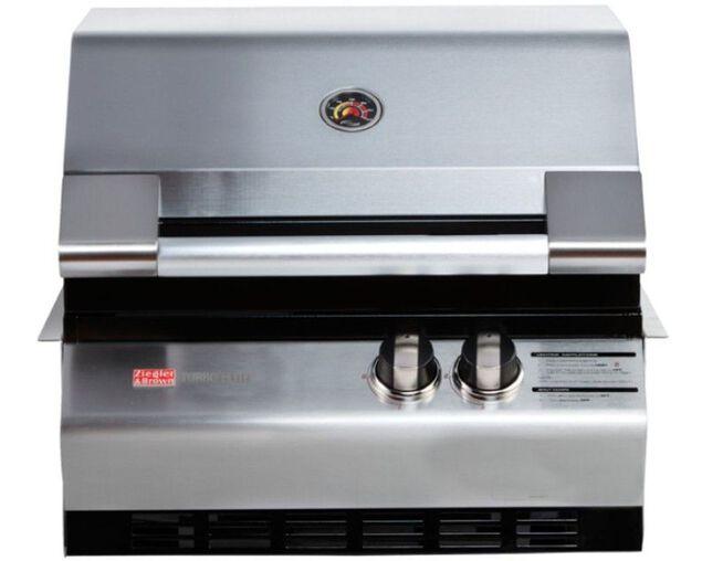 Ziegler & Brown Turbo Elite 2 Burner Build-In, , hi-res image number null