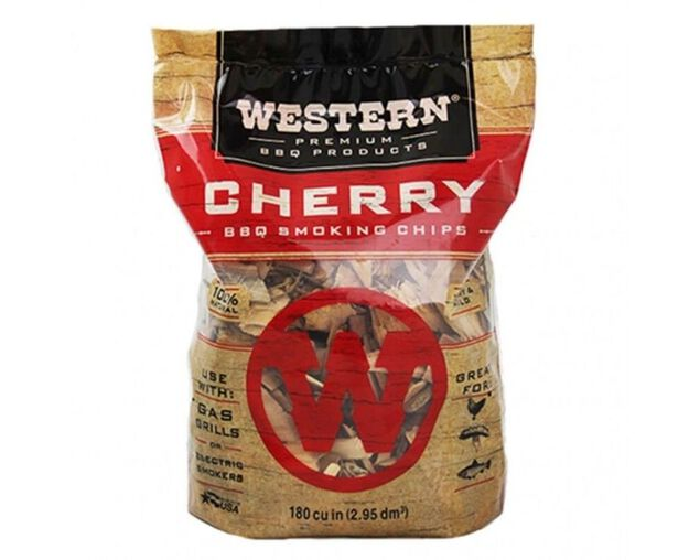 Western Premium Smoking Chips - Cherry, , hi-res image number null