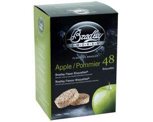 Bradley Smoker Bisquettes - Apple