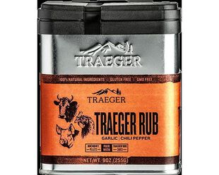 Traeger 262g Signature Rub