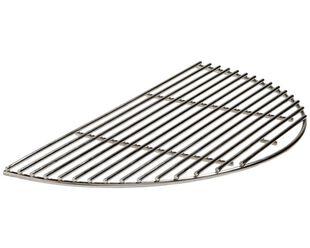 Kamado Classic One Half Moon SS Cooking Grate