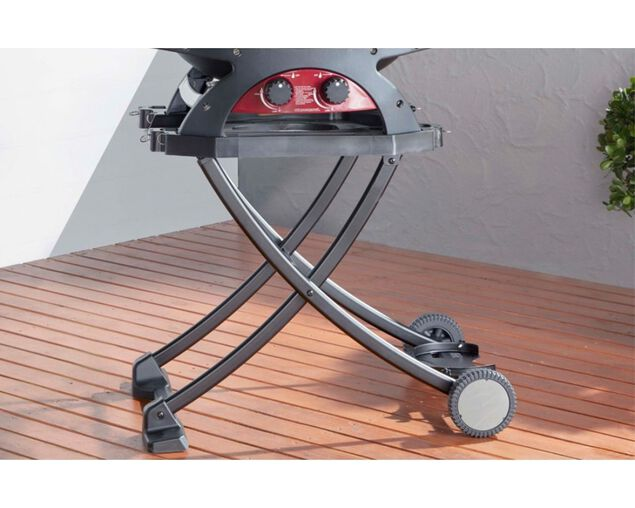Ziegler & Brown Folding Cart Suit Portable & Twin Grill, , hi-res image number null