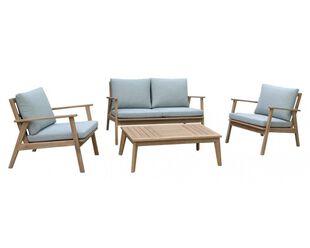 Zedd 4 Piece Lounge Setting