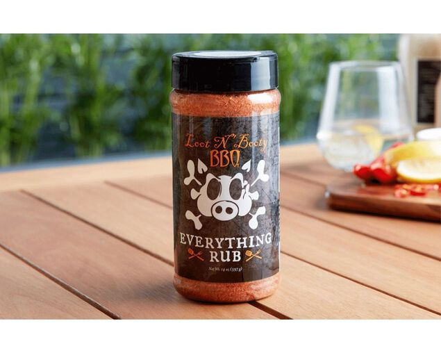 Loot N' Booty: Everything - BBQ Rub, , hi-res image number null