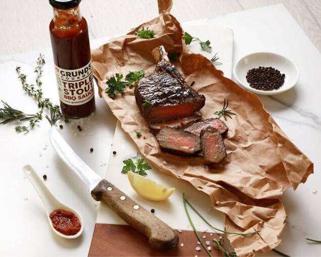 Triple Stout BBQ sauce, , hi-res image number null