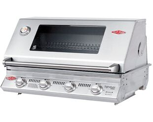 BeefEater Signature 3000S 4 Burner Build In BBQ