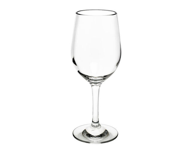 D-Still Unbreakable Polycarbonate Wine Glass 315ml  - 4 Pack, , hi-res image number null