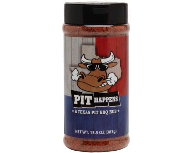Pit Happens Texas Pit BBQ Rub , , hi-res image number null
