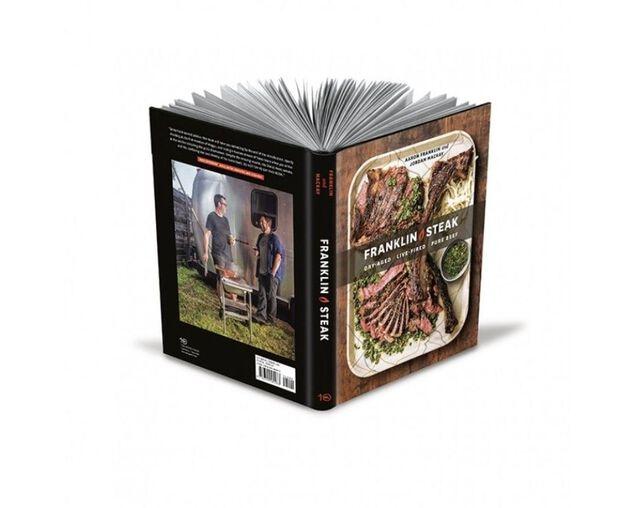Franklin Steak Cook Book, , hi-res image number null