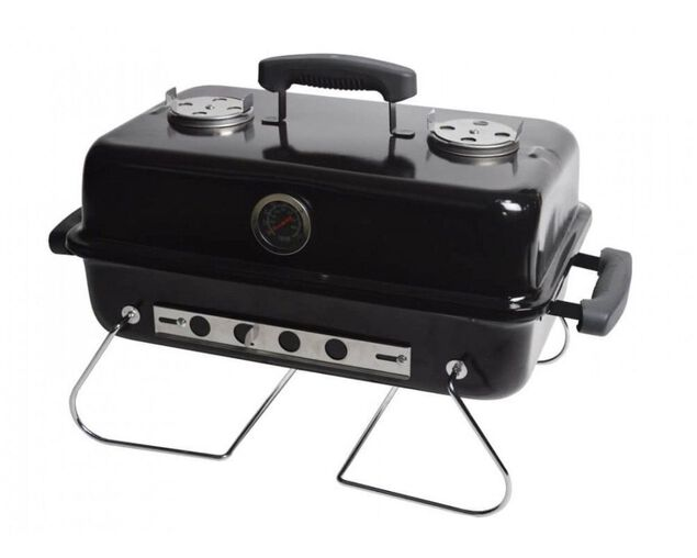 Billabong Portable BBQ with Thermometer, , hi-res image number null