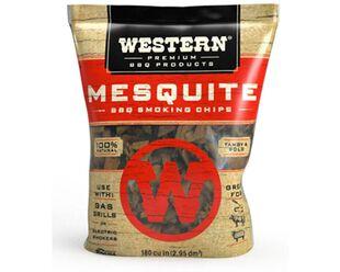 Western Premium Smoking Chips - Mesquite