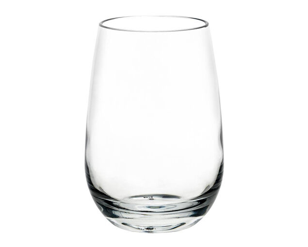 D-Still Unbreakable Polycarbonate Stemless Wine Glass 480ml - 4 Pack, , hi-res image number null