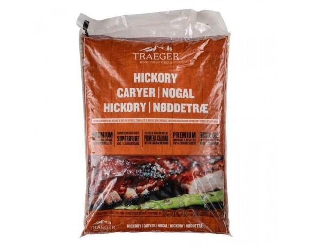 Traeger Hickory Pellets 9KG, , hi-res image number null