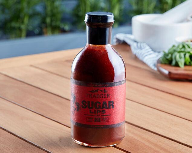 Traeger BBQ Sugar Lips Glaze Sauce 473ML, , hi-res image number null