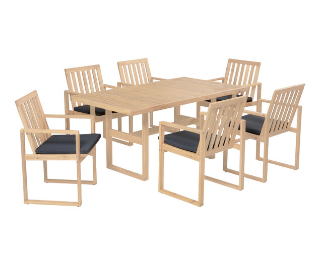 Harper 7 Piece Dining Setting, , hi-res image number null