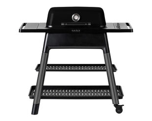 Everdure by Heston Blumenthal FORCE 2 Burner BBQ with Stand (Black)