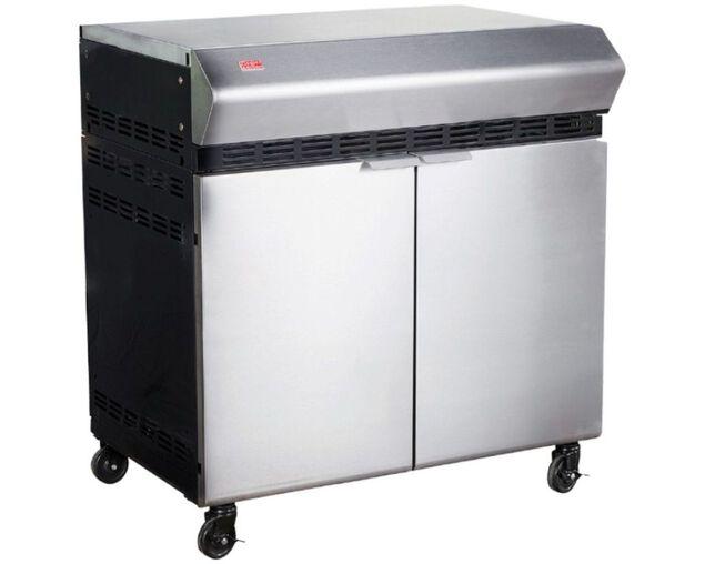 Ziegler & Brown Turbo Elite Bench on Cart, , hi-res image number null
