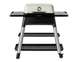 Everdure by Heston Blumenthal FORCE 2 Burner BBQ with Stand - Stone