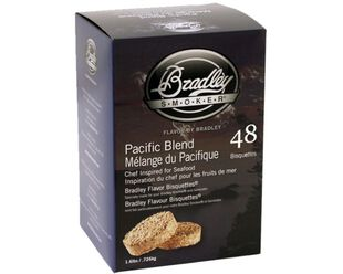 Bradley Smoker Bisquettes - Pacific Blend