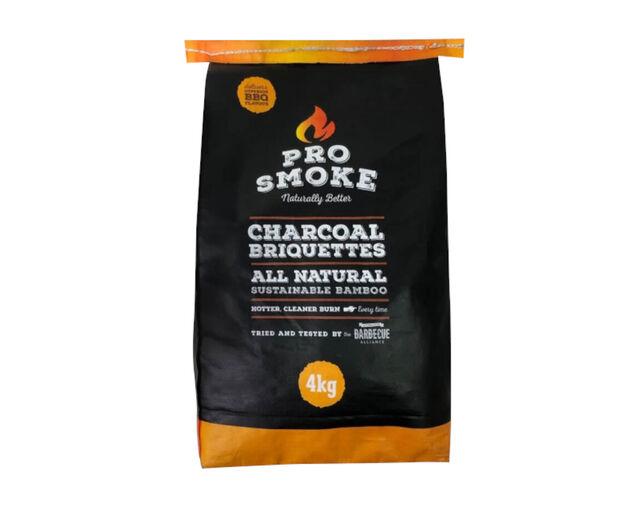 Pro Smoke Charcoal Briquettes - 4kg, , hi-res image number null