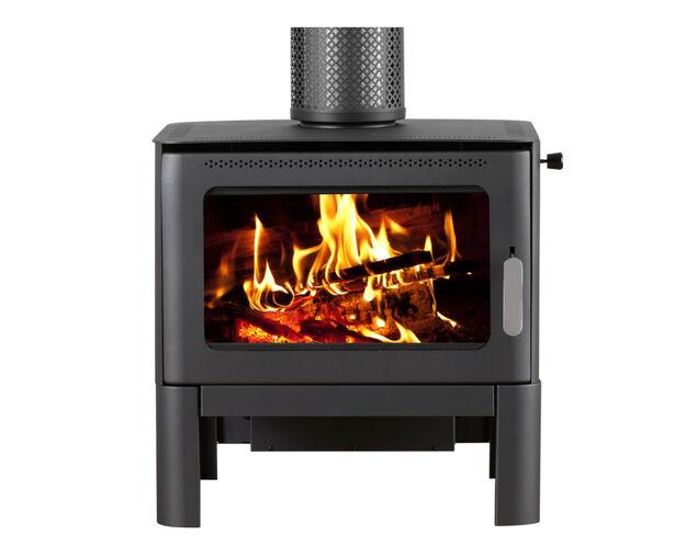 Norseman Gen II Freestanding Wood Heater with Legs, , hi-res image number null