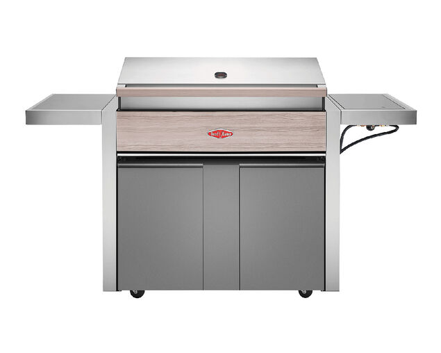 BeefEater 1500 Series - 5 Burner BBQ With Side Burner, , hi-res image number null