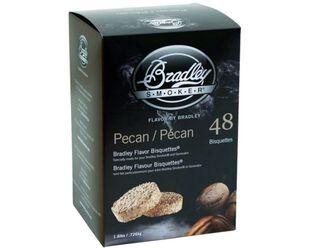 Bradley Smoker Bisquettes - Pecan