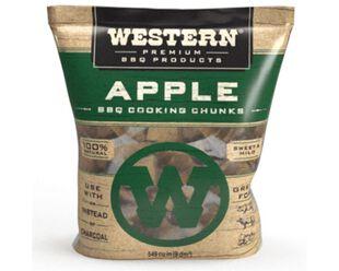 Western Premium Smoking Chunks - Apple