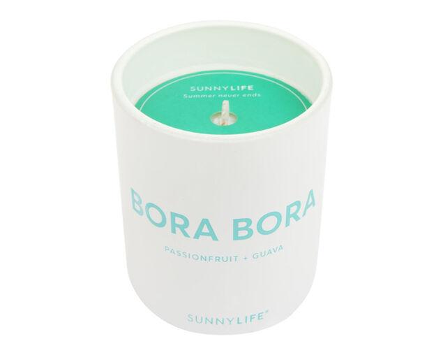 Sunnylife Scented Candle - Bora Bora, , hi-res image number null