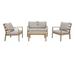 Harper 4 Piece Lounge Setting