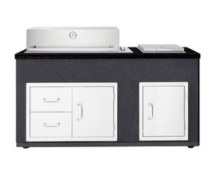 BeefEater Artisan Outdoor Kitchen with Signature ProLine 6 Burner BBQ