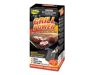 OzKleen Grill Power