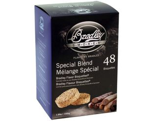 Bradley Smoker Bisquettes - Special Blend