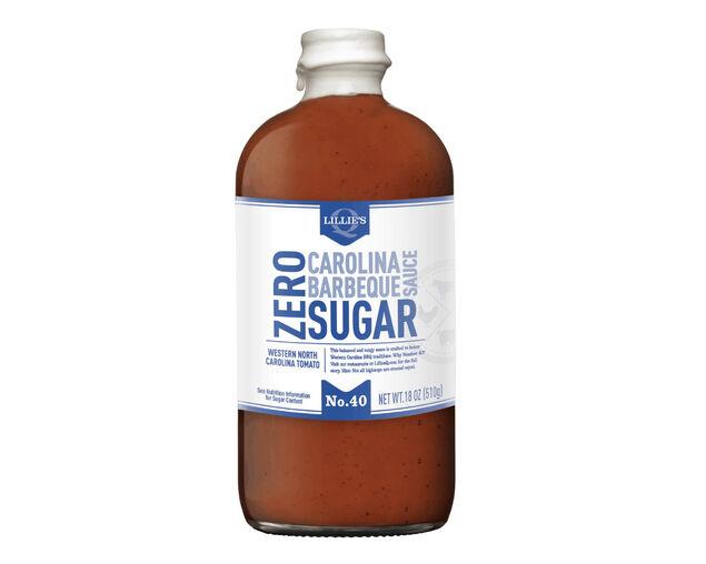 Lillie's Q Carolina Low Sugar 510g, , hi-res image number null