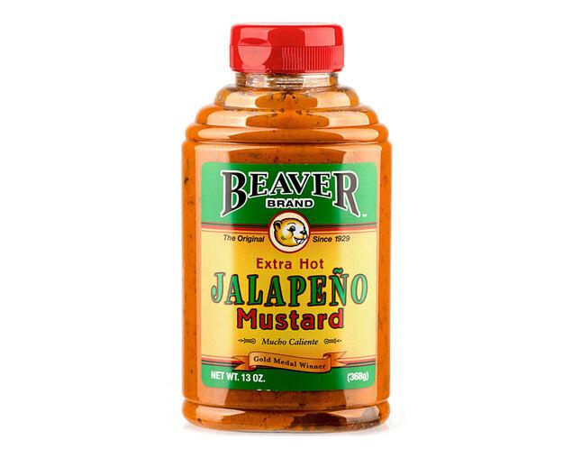 Beaver Jalapeno Mustard, , hi-res image number null