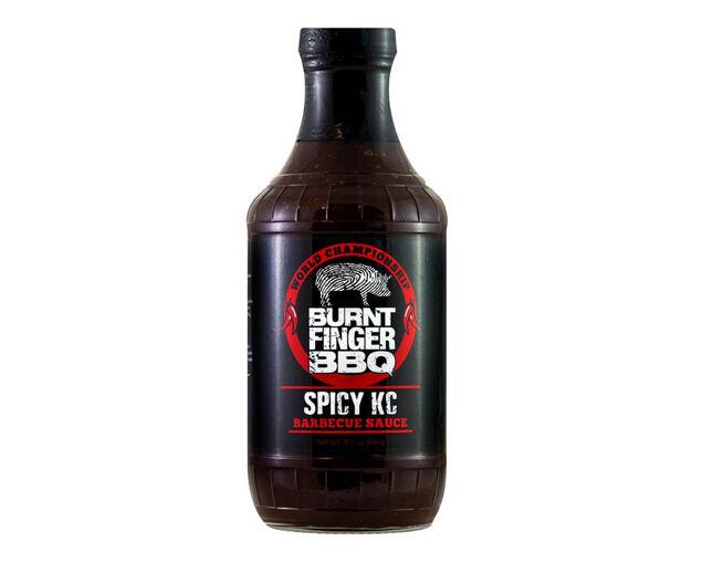 Burnt Finger Spicy KC Sauce, , hi-res image number null