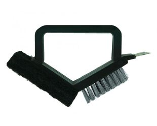 Pro Grill Dual Grill Brush