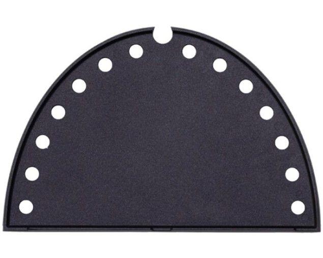 Ziegler & Brown Portable Grill Reversible Half Hotplate (Suits Single Burner), , hi-res image number null
