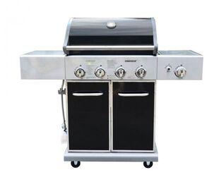 Connoisseur 4 Burner BBQ With Side Burner