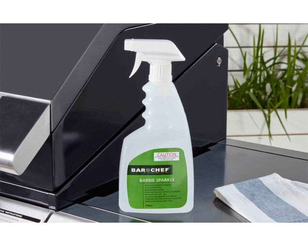 Pro Grill HD Barbeque Cleaner , , hi-res image number null