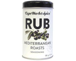 Cape Mediterranean Rub