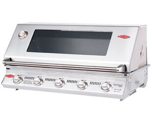 BeefEater Signature 3000S 5 Burner Build-In BBQ With Flame Failure Device